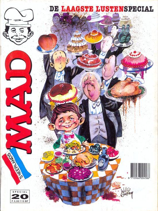 Het Mafste uit MAD #20 • Netherlands • 1st Edition
