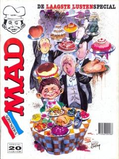 Go to Het Mafste uit MAD #20 • Netherlands • 1st Edition