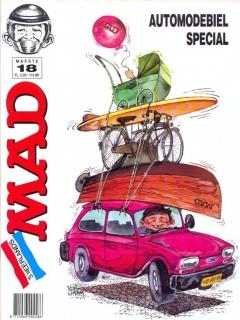Go to Het Mafste uit MAD #18 • Netherlands • 1st Edition