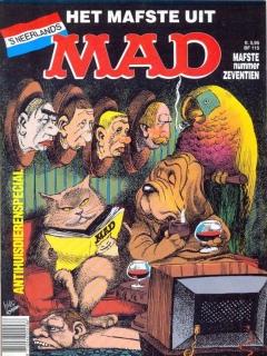 Go to Het Mafste uit MAD #17 • Netherlands • 1st Edition