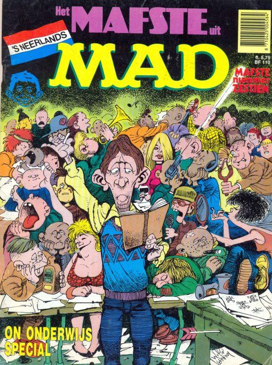 Het Mafste uit MAD #16 • Netherlands • 1st Edition