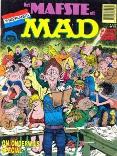 Go to Het Mafste uit MAD #16 • Netherlands • 1st Edition