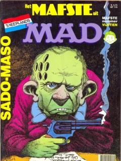 Go to Het Mafste uit MAD #15 • Netherlands • 1st Edition