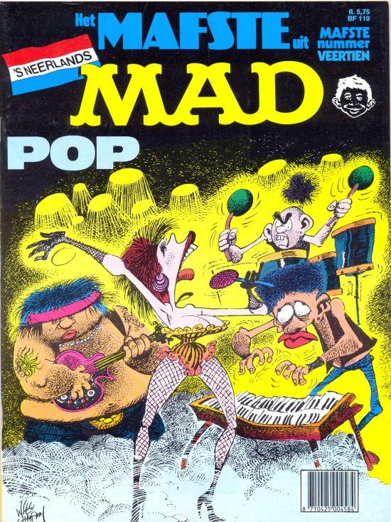 Het Mafste uit MAD #14 • Netherlands • 1st Edition