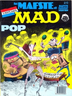 Go to Het Mafste uit MAD #14 • Netherlands • 1st Edition