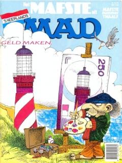 Go to Het Mafste uit MAD #12 • Netherlands • 1st Edition