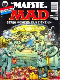 Go to Het Mafste uit MAD #10 • Netherlands • 1st Edition