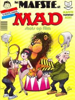 Het Mafste uit MAD #8 • Netherlands • 1st Edition