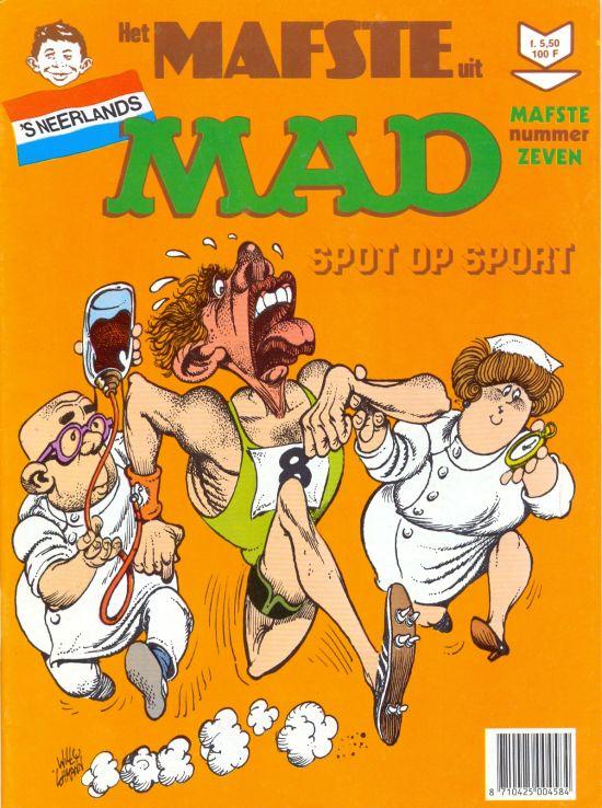 Het Mafste uit MAD #7 • Netherlands • 1st Edition