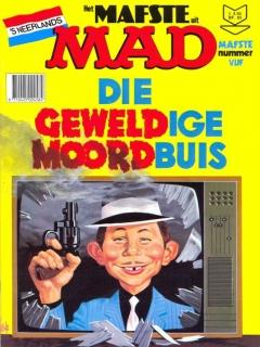 Go to Het Mafste uit MAD #5 • Netherlands • 1st Edition
