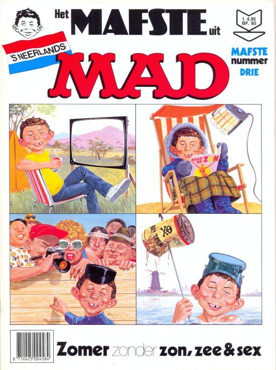 Het Mafste uit MAD #3 • Netherlands • 1st Edition