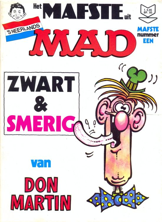 Het Mafste uit MAD #1 • Netherlands • 1st Edition