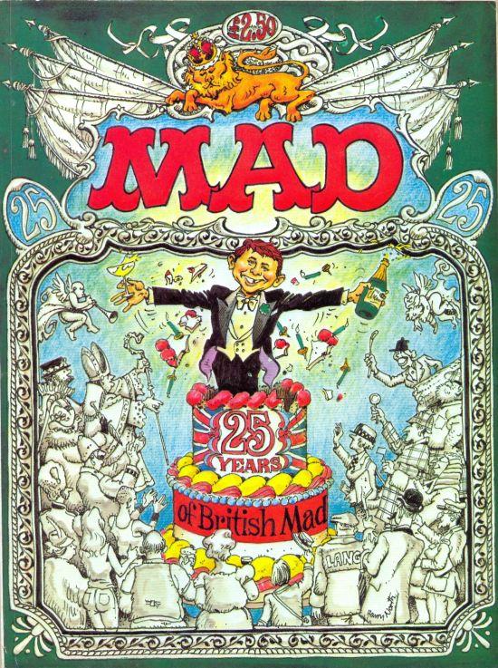 25 Years of British MAD • Great Britain