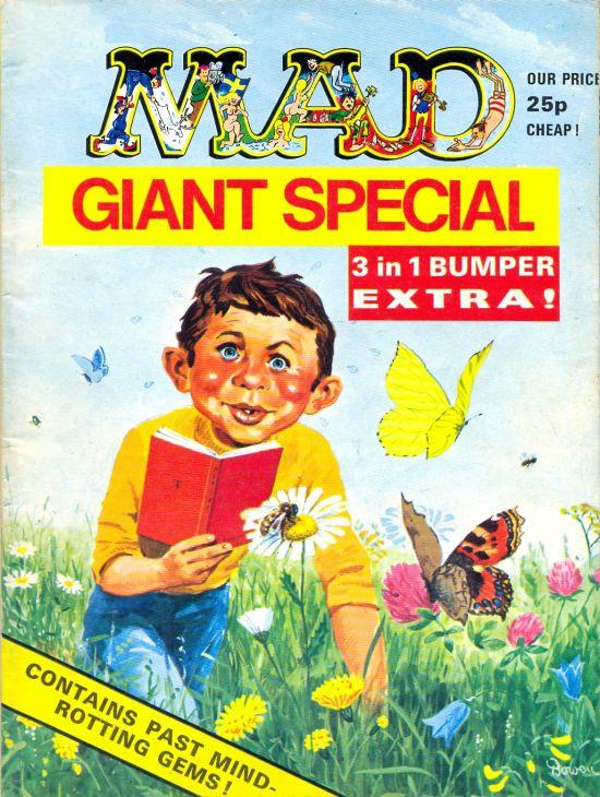 Super Special #6 • Great Britain