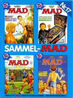 Go to Sammel MAD #17 • Germany • 1st Edition - Williams