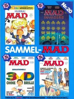 Go to Sammel MAD #20 • Germany • 1st Edition - Williams