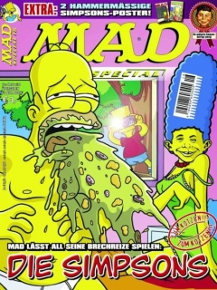 MAD Special #16 • Germany • 2nd Edition - Dino/Panini