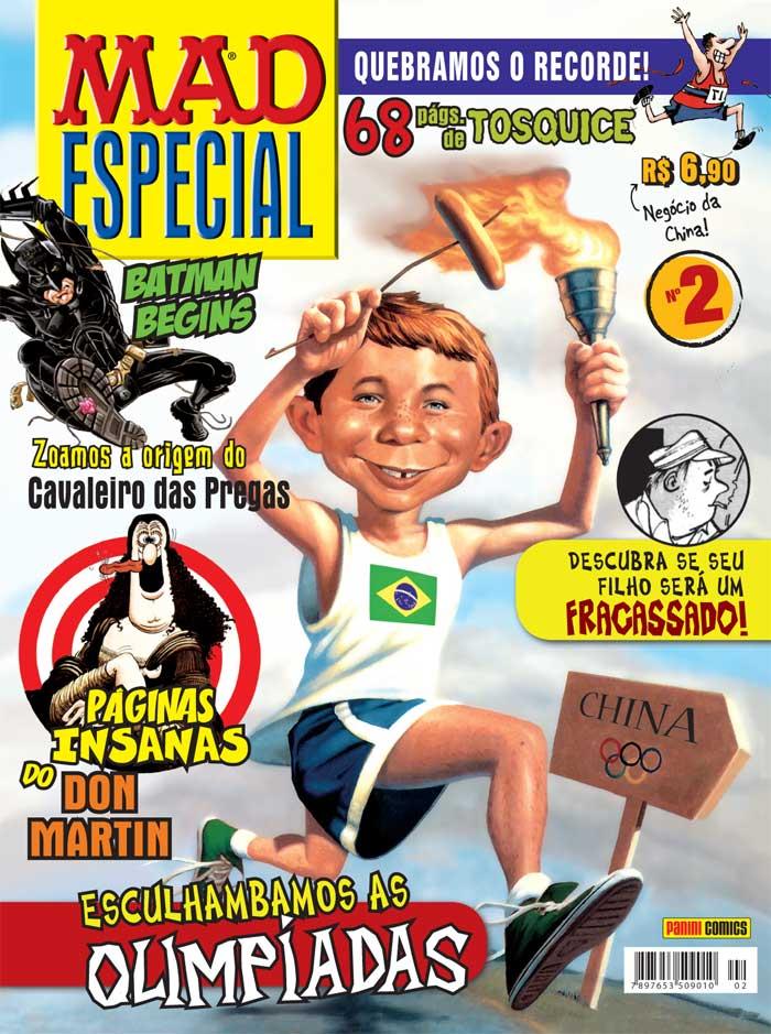 MAD Especial #2 • Brasil • 4th Edition - Panini