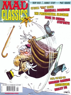 Go to MAD Classics #23 • USA • 1st Edition - New York