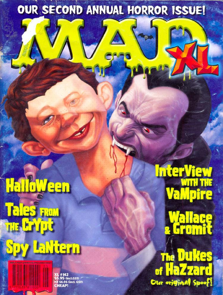 MAD Super Special #142 • Australia
