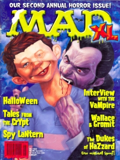 Go to MAD Super Special #142