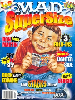 Go to MAD SuperSize #1 • Australia