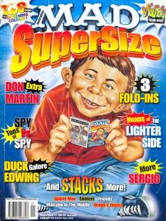 MAD SuperSize #1 • Australia