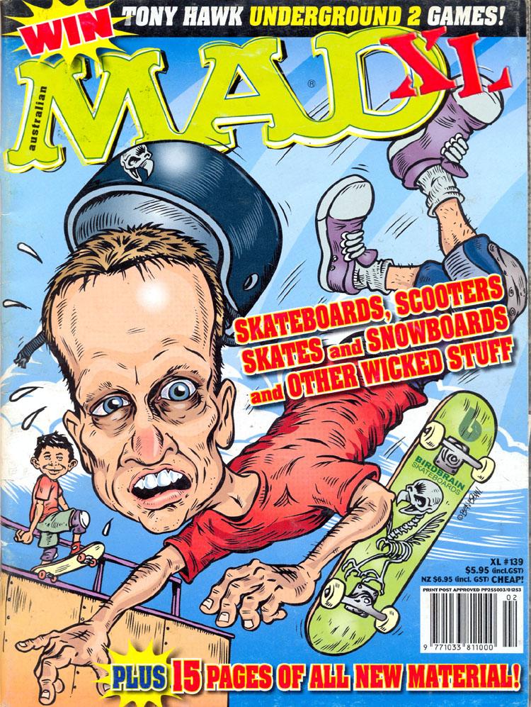 MAD Super Special #139 • Australia