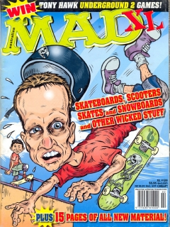 Go to MAD Super Special #139 • Australia