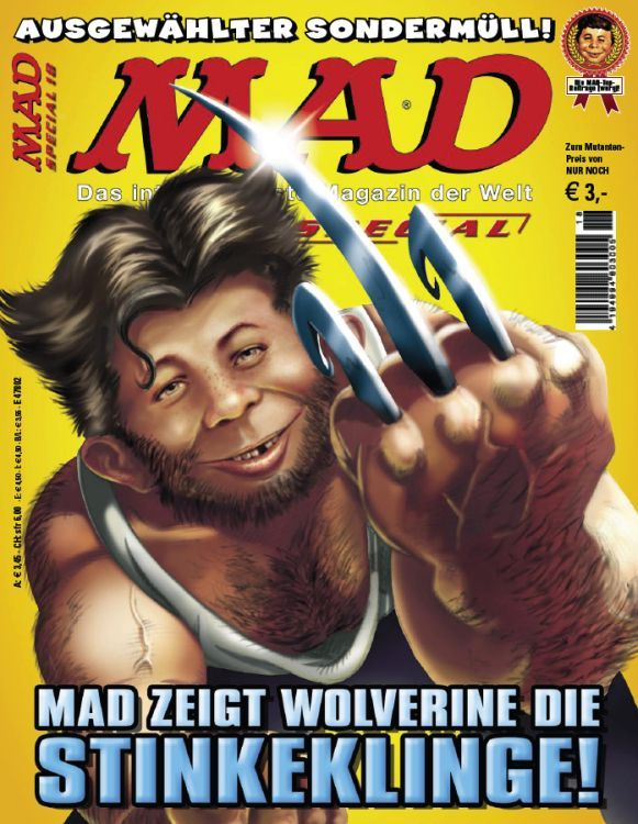 MAD Special #18 • Germany • 2nd Edition - Dino/Panini