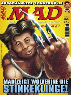 Go to MAD Special #18 • Germany • 2nd Edition - Dino/Panini