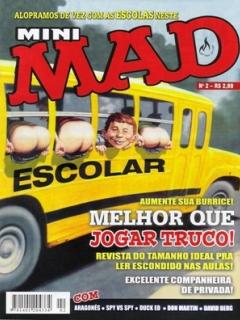 Mini-MAD #2 • Brasil • 3rd Edition - Mythos