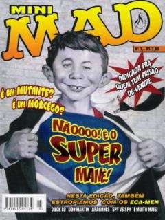 Go to Mini-MAD #3 • Brasil • 3rd Edition - Mythos