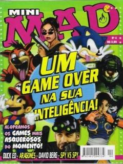 Go to Mini-MAD #4