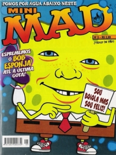 Mini-MAD #5 • Brasil • 3rd Edition - Mythos