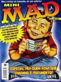 Mini-MAD #6 • Brasil • 3rd Edition - Mythos
