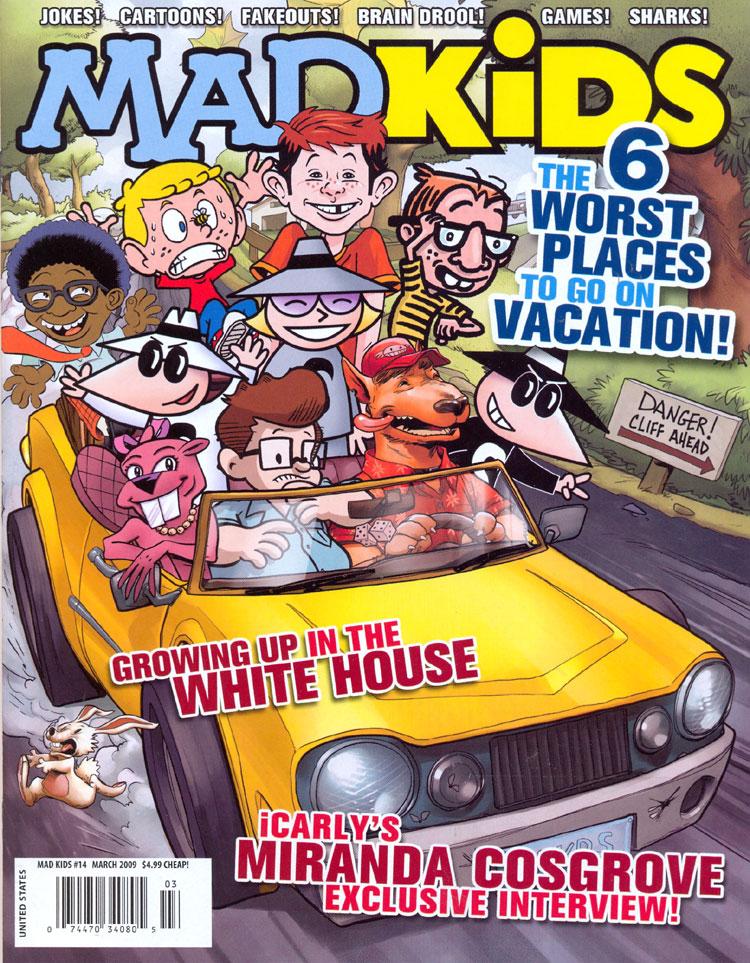 MAD Kids #14 • USA • 1st Edition - New York