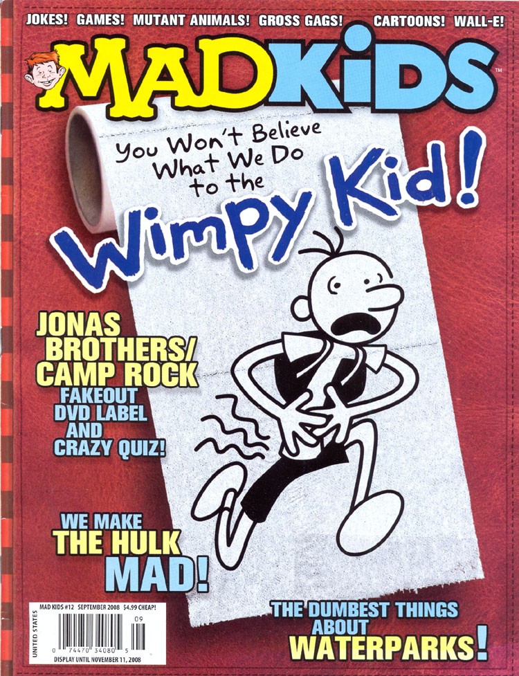 MAD Kids #12 • USA • 1st Edition - New York