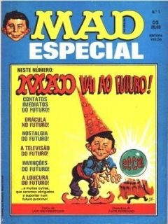 Go to MAD Especial #1 • Brasil • 1st Edition - Veechi