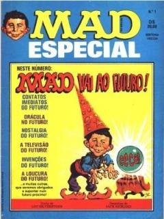 MAD Especial #1 • Brasil • 1st Edition - Veechi