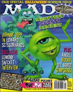 MAD Classics #9 • Australia