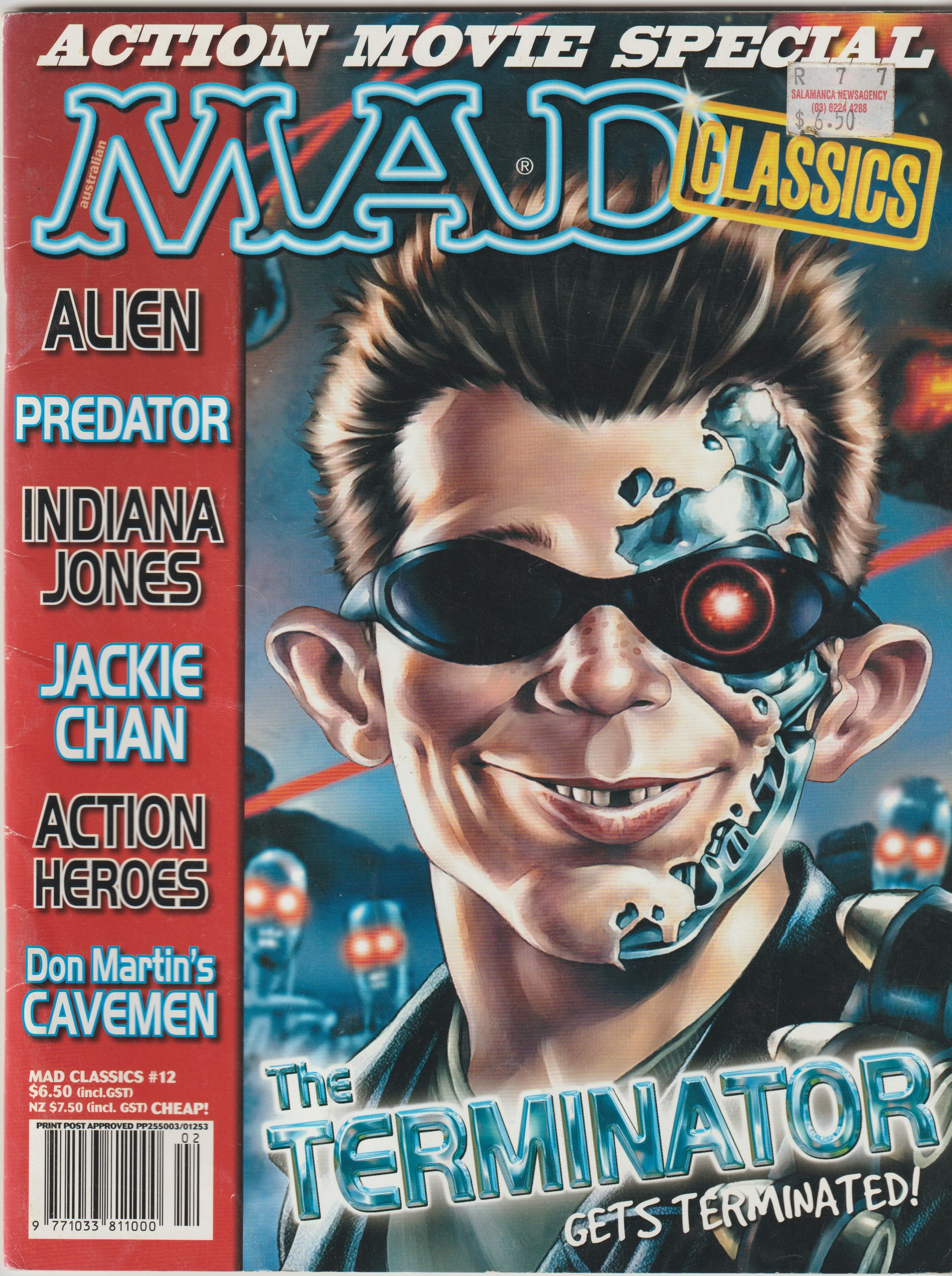 MAD Classics #12 • Australia