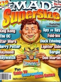 Go to MAD SuperSize #2 • Australia