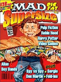 MAD SuperSize #6 • Australia