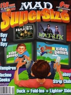 MAD SuperSize #9 • Australia