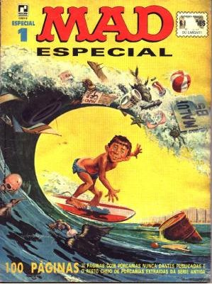 MAD Especial (Record) #1 • Brasil • 2nd Edition - Record