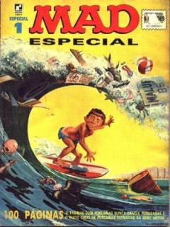 MAD Especial #1 • Brasil • 2nd Edition - Record
