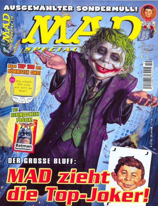 MAD Special #19 • Germany • 2nd Edition - Dino/Panini