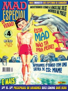 Go to MAD Especial #4 • Brasil • 4th Edition - Panini