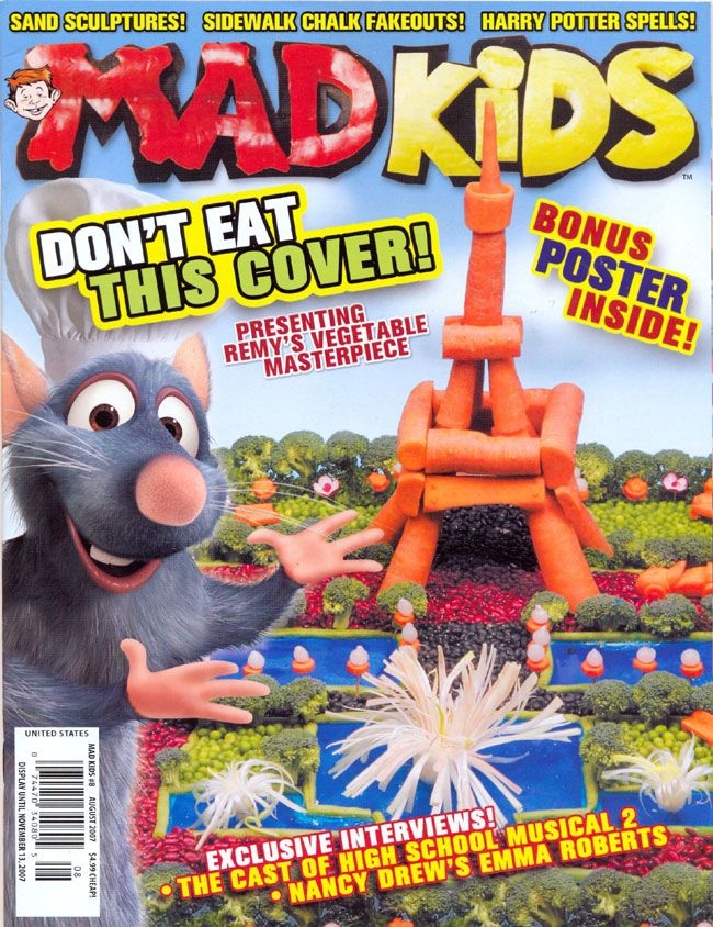 MAD Kids #8 • USA • 1st Edition - New York